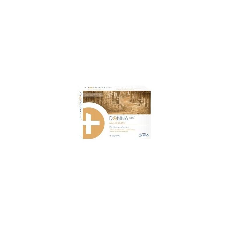 Donna Plus+ Multiflora 15 comp