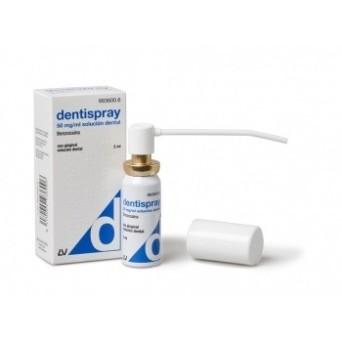 Dentispray 50 Mg/Ml Aerosol Bucal Solucion 5 Ml