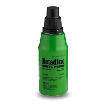 Betadine Bucal 100 Mg/Ml Solucion Topica 125 Ml