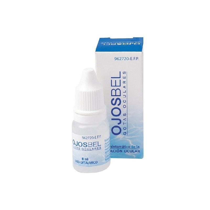 Ojosbel Colirio 1 Frasco Solucion 8 Ml