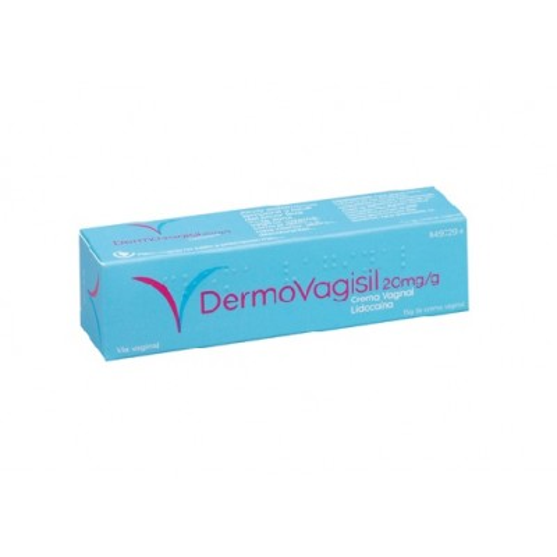 Dermovagisil 20 Mg/G Crema Vaginal 15 G