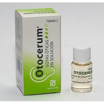 Otocerum Gotas Oticas Solucion 10 Ml
