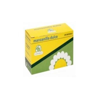 Carabela Manzanilla Dulce 15 Bolsitas
