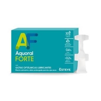 Aquoral Forte 0.4% Monodosis