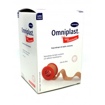 Esparadrapo  Omniplast Rosa 10x10
