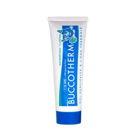 Buccotherm Gel Dentífrico Junior 7-12 Años 50 ml