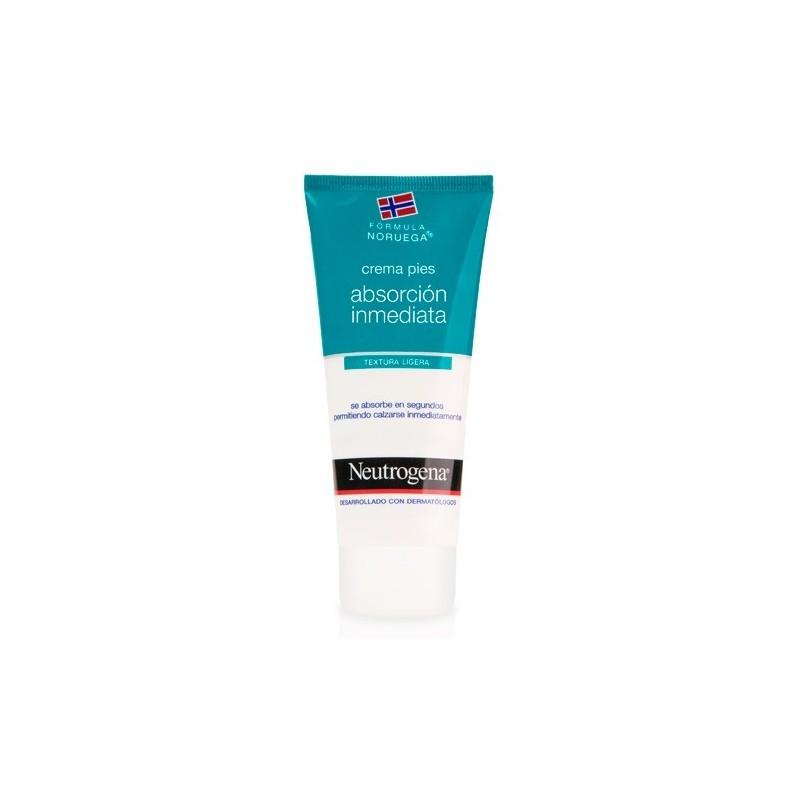 Neutrogena Crema Pies Absorción Inmediata 100 ml