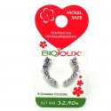 Biojoux Ear 6 Cristales 21 mm