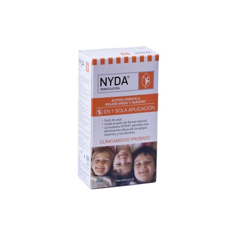Nyda Pediculicida Spray (Antipiojos)