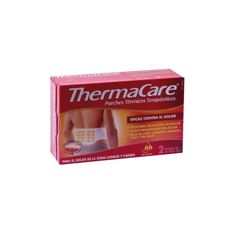 Thermacare Lumbar Y Cadera 2 Uds