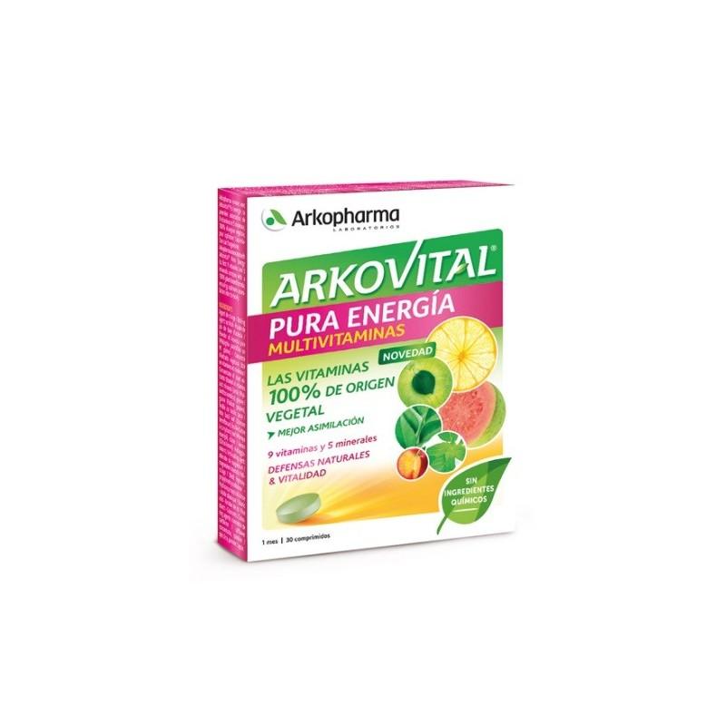 Arkovital Pura Energia Multivitaminico 30 Comp