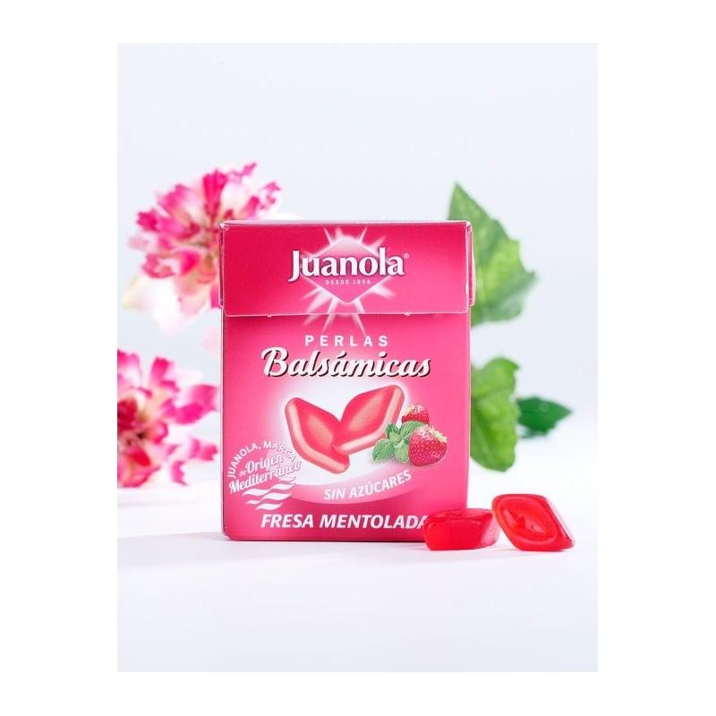Perlas Juanola Fresa 25 g