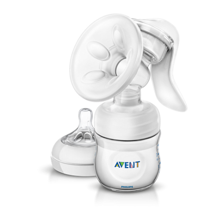 Avent Extractor Manual Confort