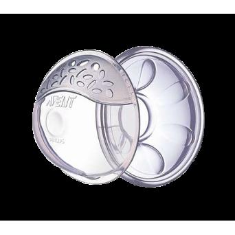 Avent 2 Discos Protec / Recogida Leche SCF157/02