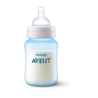 Avent Biberon Classic Azul 260 ml SCF565/17