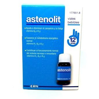 Astenolit 12 Viales Bebibles