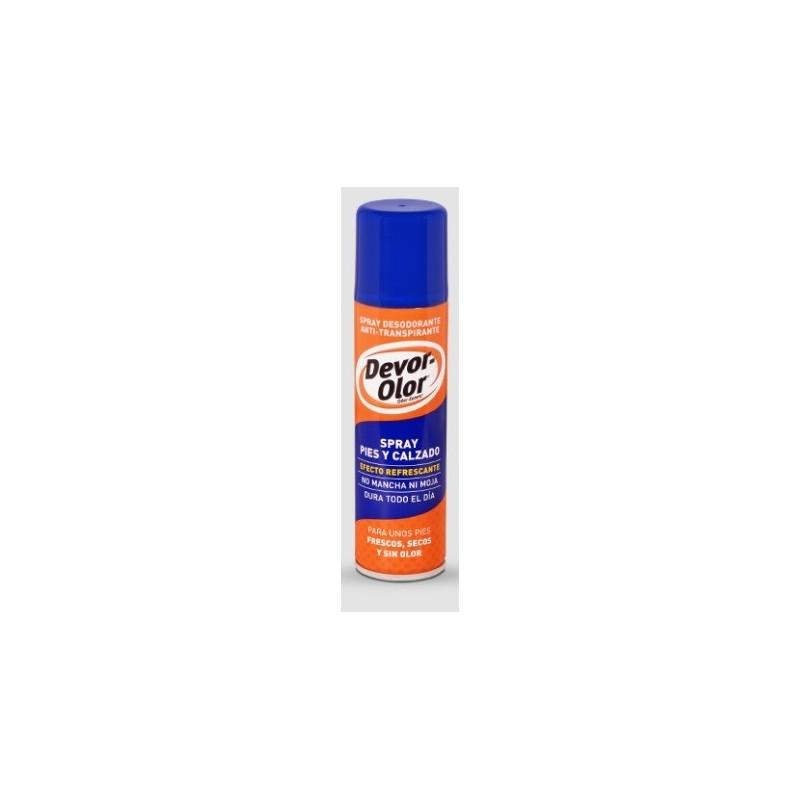 Devor Olor Spray Pies y Calzado