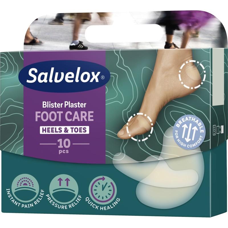 Salvelox Foot Care Mix 10 Apositos