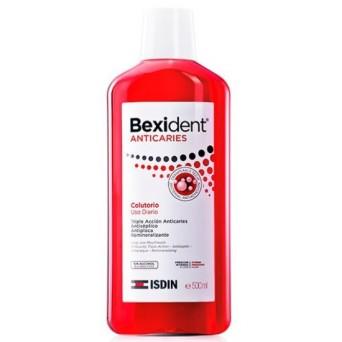 Bexident Anticaries Colutorio 500 ml 20% Gratis