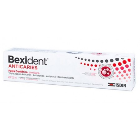Bexident Pasta Anticaries 125 ml