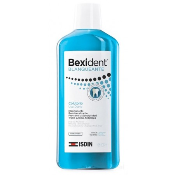 Bexident Colutorio Blanqueante 500 ml