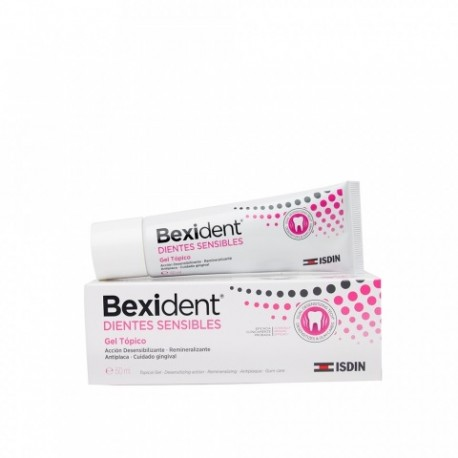 Bexident Gel Dientes Sensibles 50 ml