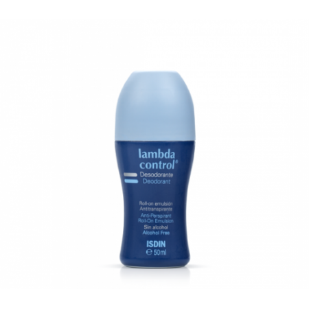 Lambda Control Desodorante Roll On Emulsión 50 m