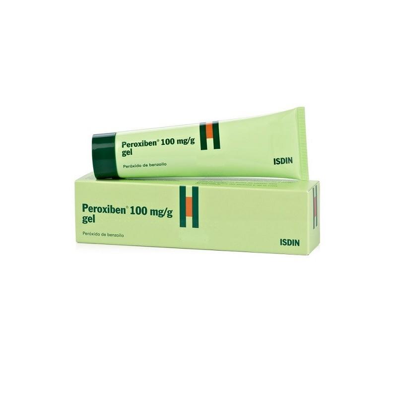 Peroxiben 100 mg/g Gel Tópico 30 g
