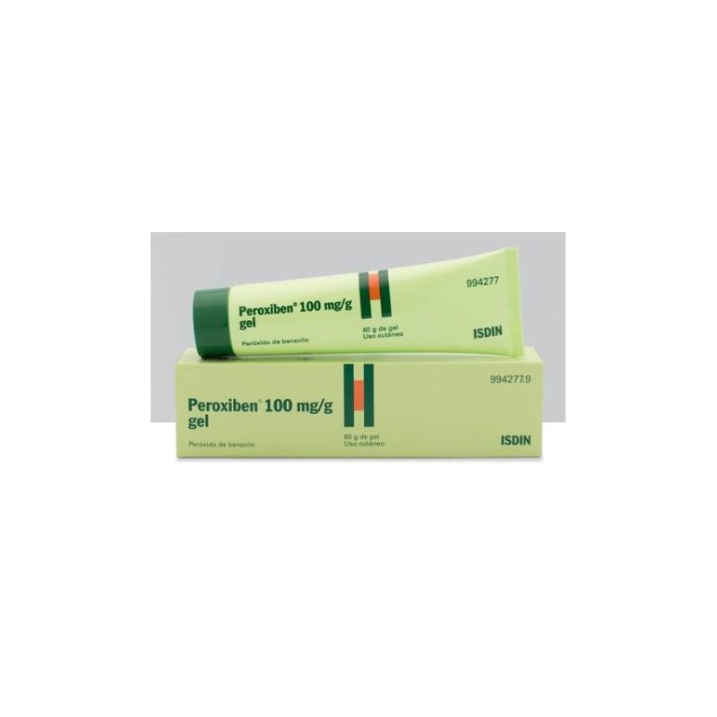 Peroxiben 100 mg/g Gel Tópico 60 g