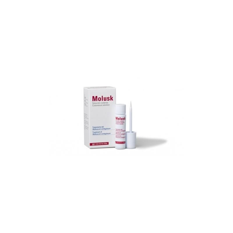 Molusk Solución Cutánea 3 g
