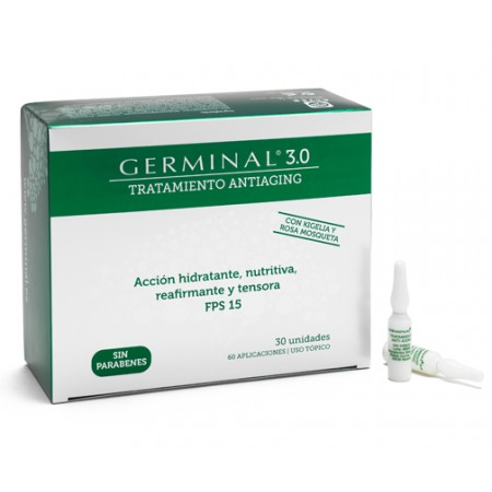 Germinal 3.0 30 Ampollas 1,5ml 30 Amp