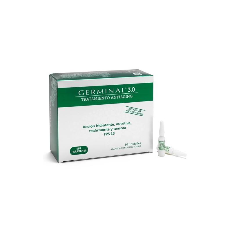 Germinal 3.0 30 Ampollas 1,5ml 30 Amp