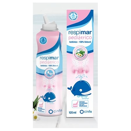 Respimar Pediatrico 120 Ml