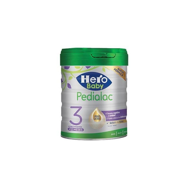 Hero Baby Leche Pedialac 3 800g