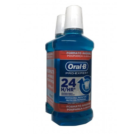 Oral-B Proteccion Profesional 2 X 500 Ml