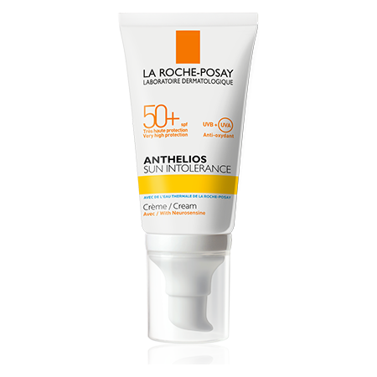 Anthelios Sun Intolerance Crema SPF 50+ 50 ml