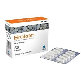 Broken 30 Capsulas