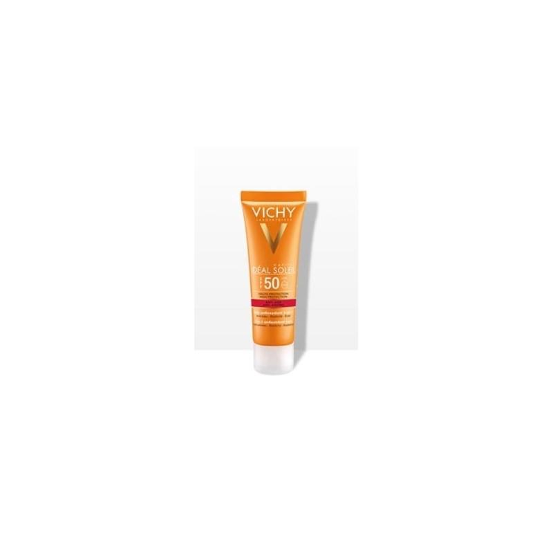 Ideal Soleil Spf 50 Antiedad 50 ml