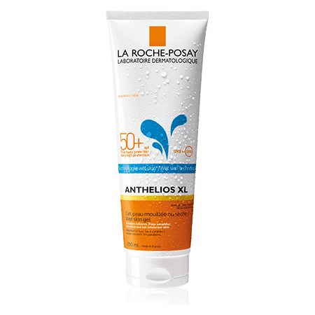 Anthelios Xl Spf 50+ Gel Wet Skin 250 Ml