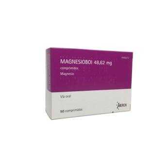 Magnesioboi 404.85 Mg 50 Comprimidos