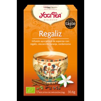 Yogi Tea Regaliz 17 Bolsitas