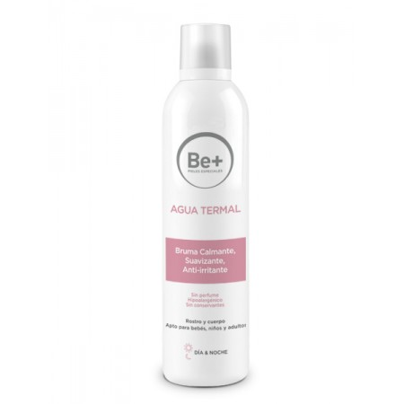 Be+ Agua Termal Pura 300 Ml
