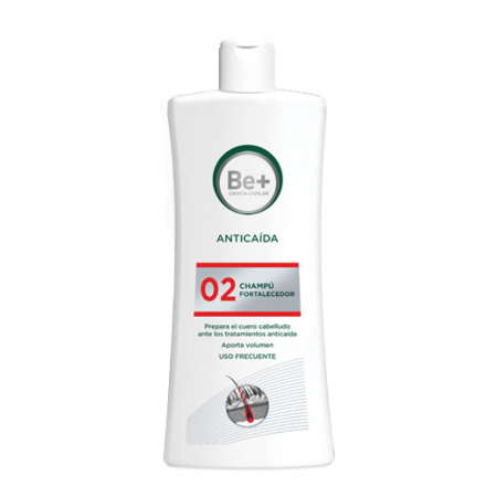 Be+ Anticaida Champú Fortalecedor 250 Ml