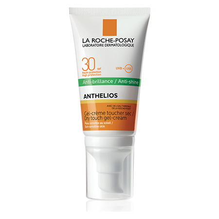 Anthelios Gel Toque Seco Spf30 50 Ml
