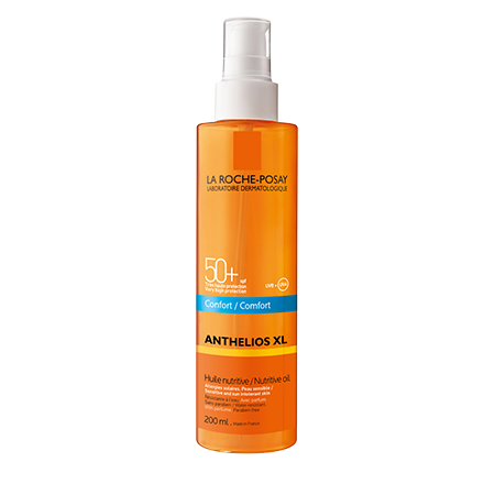 Anthelios Aceite Invisible Spf50+ 200 Ml
