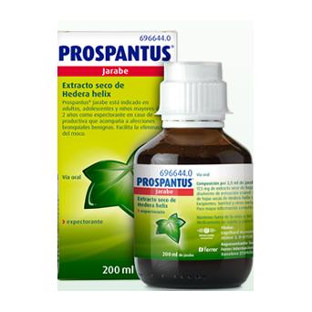 Prospantus 35 Mg/5 Ml Jarabe 200 Ml