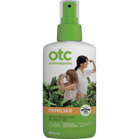 Otc Antimosquitos Spray Familiar 100 Ml