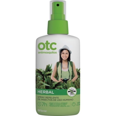 Otc Antimosquitos Spray Herbal 100 Ml