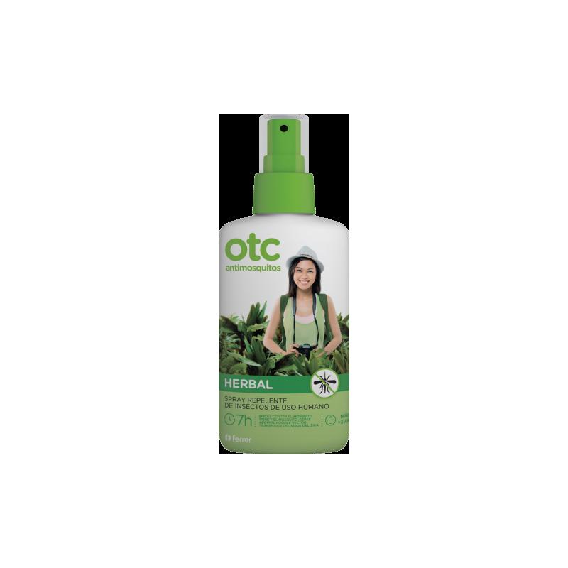 Otc Antimosquitos Spray Herbal 100 Ml