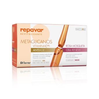 Repavar® Antiage&Cell Renew 15 + 15 Ampollas